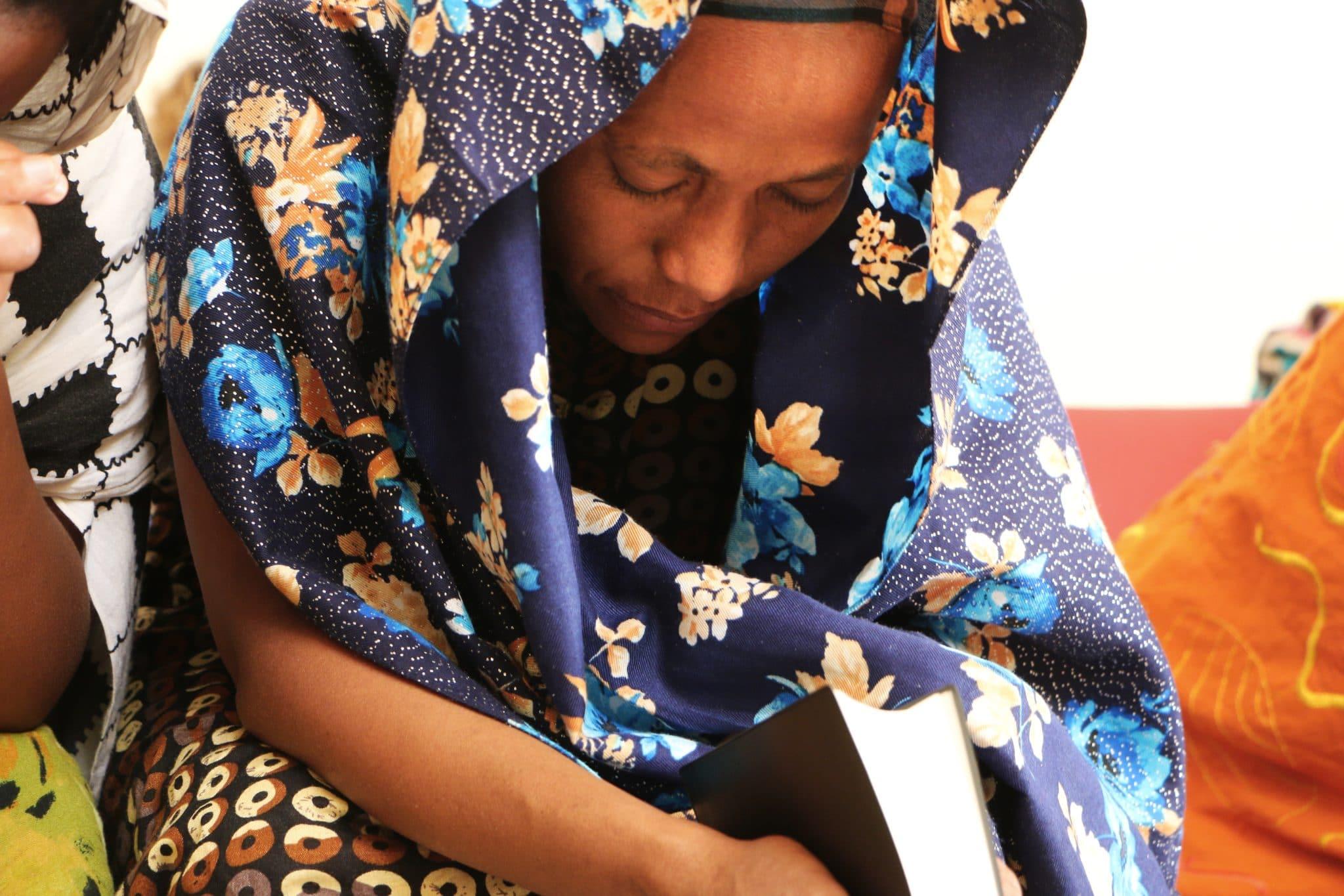 Traumaterapiakoulutuksessa Etiopiassa