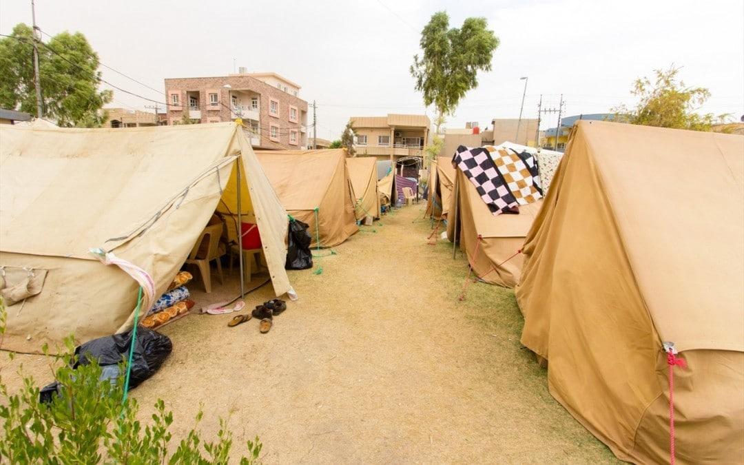 Puolet Syyrian ja Irakin kristityistä kaikonnut kotimaistaan vuodesta 2011 lähtien