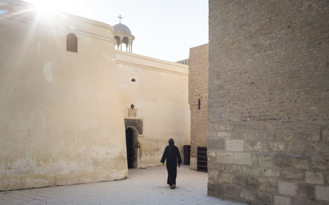 Koptikirkot avasivat jälleen ovensa Minyassa, Egyptissä