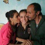 Egyptiläinen Marilyn pelastettiin 92 päivää kidnappauksensa jälkeen