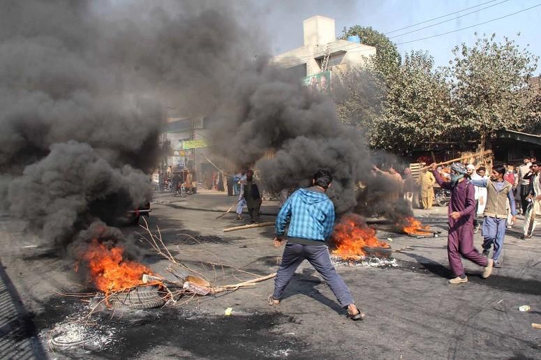 Pakistanin jumalanpilkkaprotestit toivat esiin vähemmistöjen kurjuuden