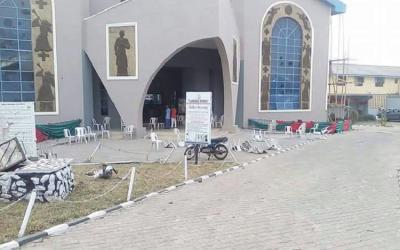 Nigeriassa murhattiin vuodenvaihteessa lukuisia kristittyjä