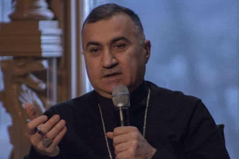 Irak: Arkkipiispa kutsuu muslimeja jälleenrakennukseen