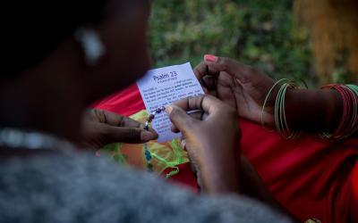 Rohkaise kenialaista leskeä (loppunut 28.2.2018)