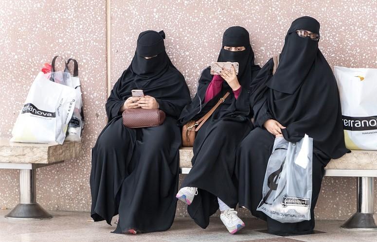 Kuinka saudit löytävät Kristuksen