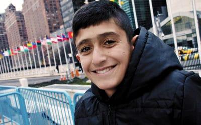 Irakista New Yorkiin