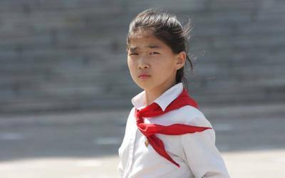 Perhejuhlat pohjoiskorealaisittain