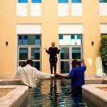 Kristus toimii islamin sydämessä Arabiassa