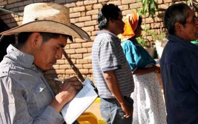 Meksiko: He ovat Jumalan kansaa – mutta vaarassa menettää kotinsa
