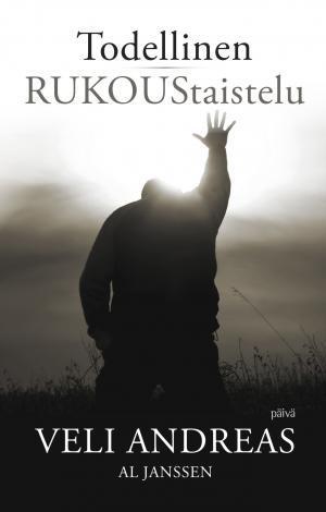 Todellinen rukoustaistelu -kirjan kansi