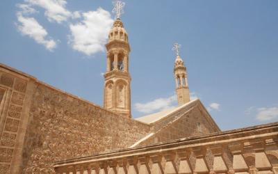 Turkki palauttaa syyrialais-ortodoksikirkolta takavarikoimansa omistustodistukset