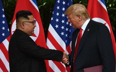 Pohjois-Korea pyytää ruoka-apua maan johtajan neuvotellessa ydinasesopimuksesta
