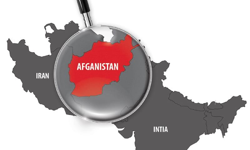 Kristittyjen elämää Afganistanissa