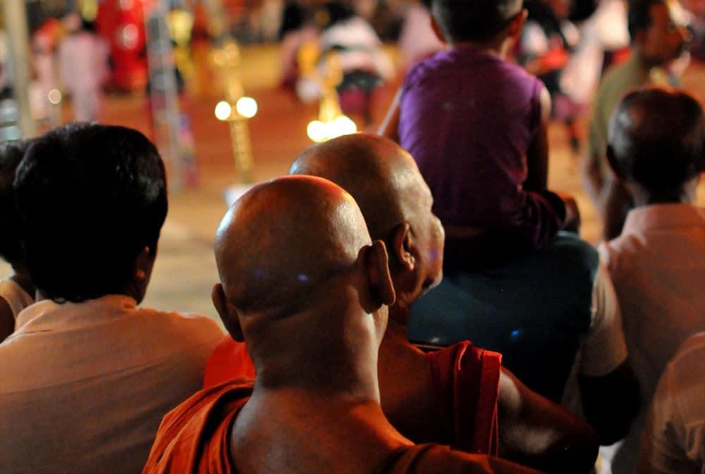 Buddhalainen nationalismi nousussa