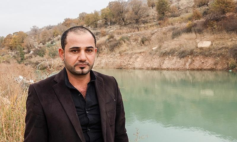 IRAK: ELÄMÄÄ USKON JA KALANVILJELYLAITOKSEN VARASSA – Yksi perhe palannut Pohjois-Irakin vuoriseudulle rakentamaan ISISin jälkeistä elämää