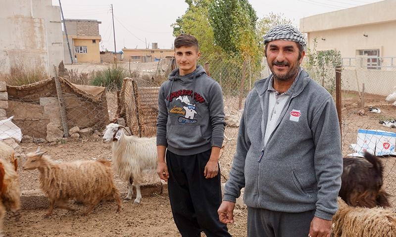 Irakilainen Mies