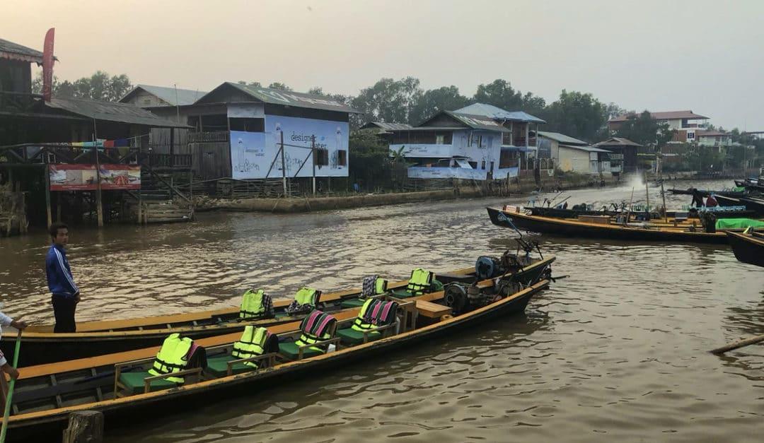 Tutustu Myanmarin tulevaisuuteen