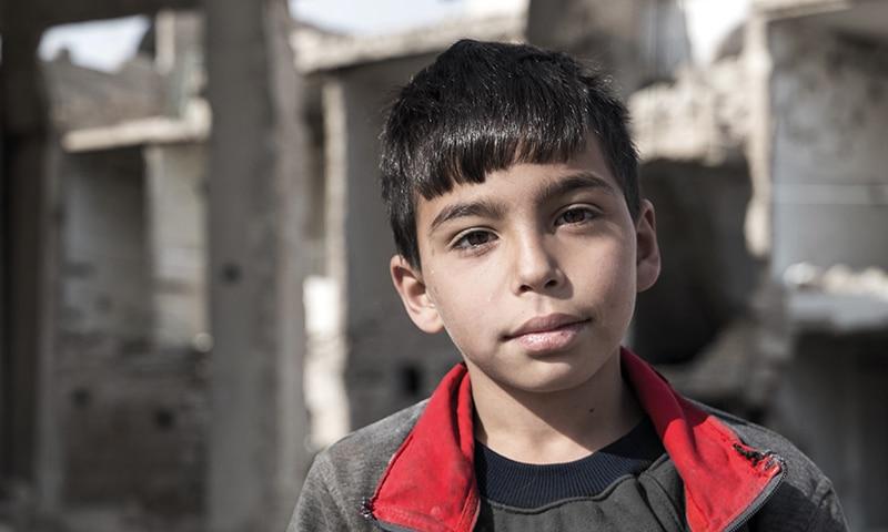 Apua oikeaan aikaan Syyriaan ja Irakiin