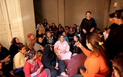 Rakkauden, ilon ja anteeksiannon majakat. Harvinainen ja ainutlaatuinen välähdys Egyptin maaseudulla toimivaan naisten opetuslapseusryhmään.