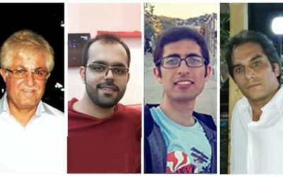 Amnesty aloittaa kirjoituskampanjan neljän iranilaisen kristityn vapauttamiseksi