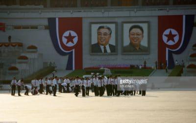 """Elämä Pohjois-Koreassa on kuin Orwellin teoksessa """"1984"""""""