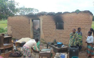 Pastori ja hänen lapsensa poltettiin joukkomurhassa Nigeriassa