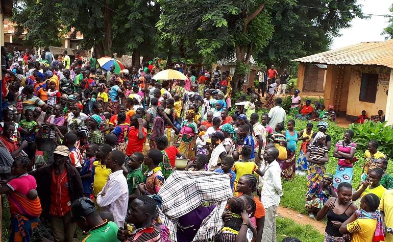 Keski-Afrikan tasavalta: kymmeniä surmattu Brian kaupungissa