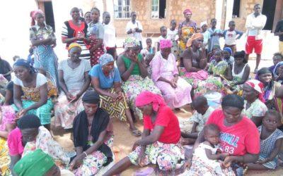 Nigerialaisia pakotetaan palaamaan vaarallisille alueille