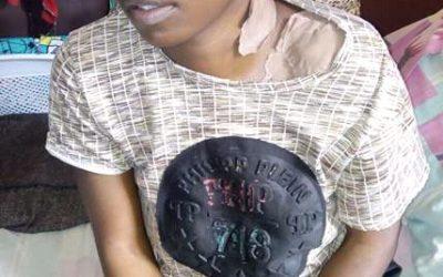 Yö, jona kymmenen perheenjäsentä surmattiin nigerialaisopiskelijan silmien edessä