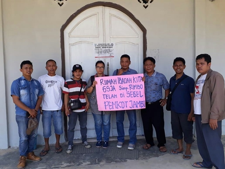 Indonesia: lupakiistat johtavat kirkkojen sulkemiseen