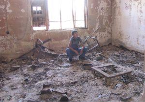 Irakilainen kristitty poika Noeh pääsi takaisin kotiin