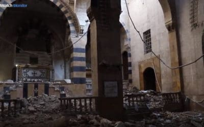 """Syyrian kirkot: """"Elämme yhdessä tai kuolemme yhdessä"""""""