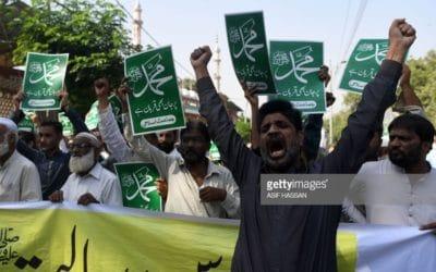 Pakistanin kristityt pelkäävät vastaiskuja Asia Bibin turvapaikkatarjousten johdosta