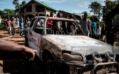 Seitsemän kristittyä kuollut islamistien iskuissa Kongon demokraattisessa tasavallassa, joukossa kaksi pastoria