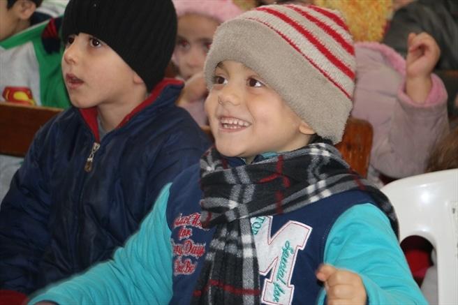 Syyrialaiset uskaltavat jälleen juhlia joulua