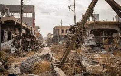 Kristittyjä palaa Niniven tasangolle – Sinun avullasi 1206 kotia on korjattu