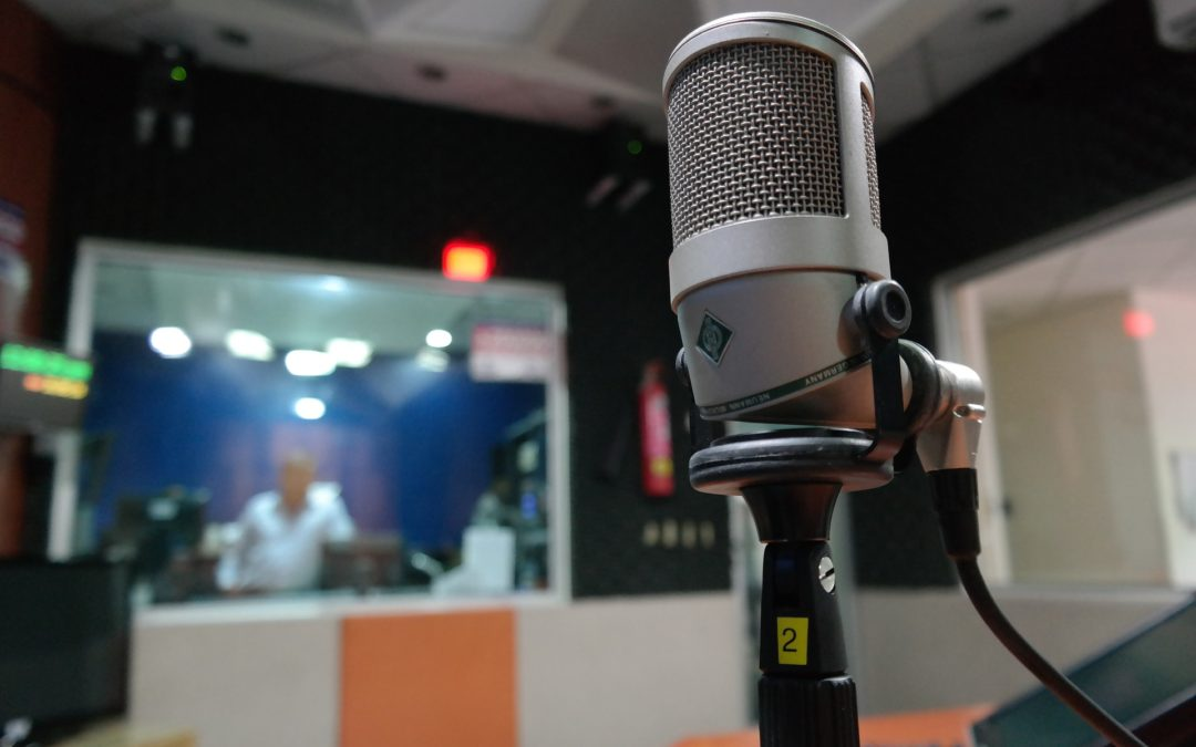 Vertaistukea afgaaniuskoville radion välityksellä