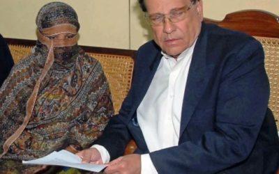 Pakistanin korkein oikeus hylkäsi valituksen, kristitty Asia Bibi on vapaa