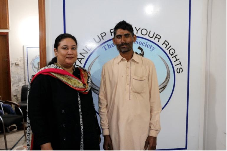 Pakistanilainen kristitty vapautettu jumalanpilkkasyytteistä