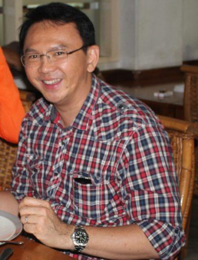 Indonesian kristitty ex-kuvernööri Ahok on vapautettu
