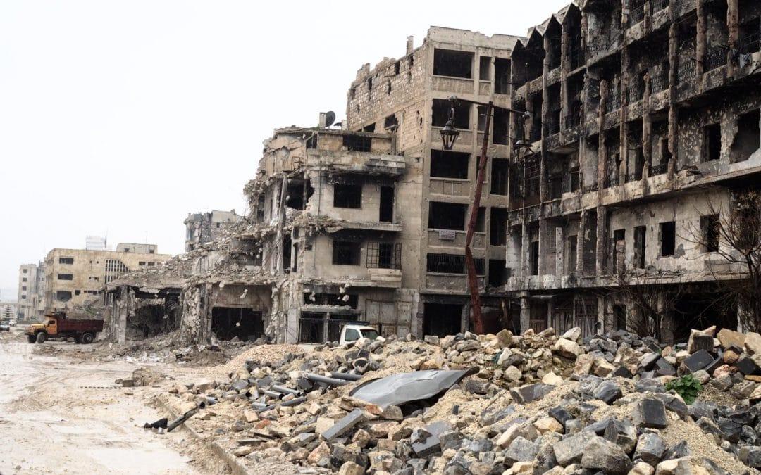 Syyrian kristityt kohtaavat epävarman tulevaisuuden