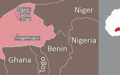 Burkina Faso: Islamistien hyökkäykset kirkkoja vastaan jatkuvat, 5 johtajaa surmattu 3 kuukaudessa