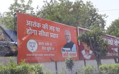 """Intian kristityt: """"Vaalit vaikuttavat suoraan vapauteemme"""""""
