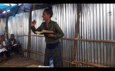 Haluan jakaa Sanaa, joka mursi sieluni pimeyden – etiopialaisen Berhanen tarina pimeydestä valoon