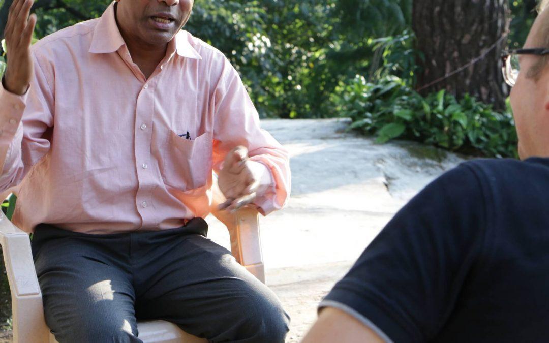 Intian vainot: seurakunnan johtaja Maruc kertoo