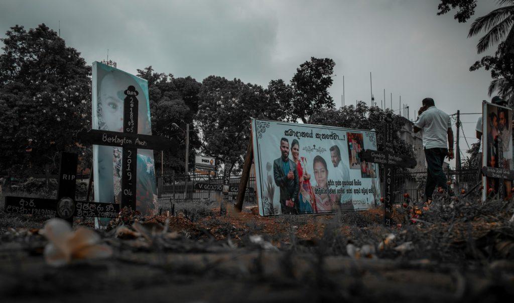 Sri Lankan kristityt kamppailevat pääsiäisen pommitusten jäljiltä