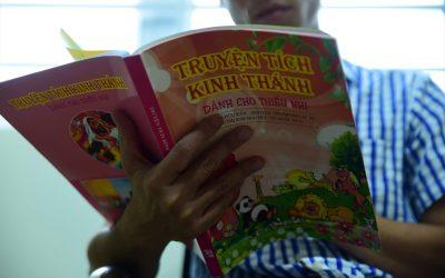 Kenttätyöntekijän tarina: Bao ja lasten raamattuprojekti
