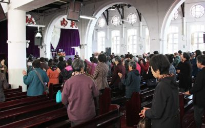 Kiinan kirkon kasvukaudet ja vainon ajat vuodesta 1949 nykyhetkeen