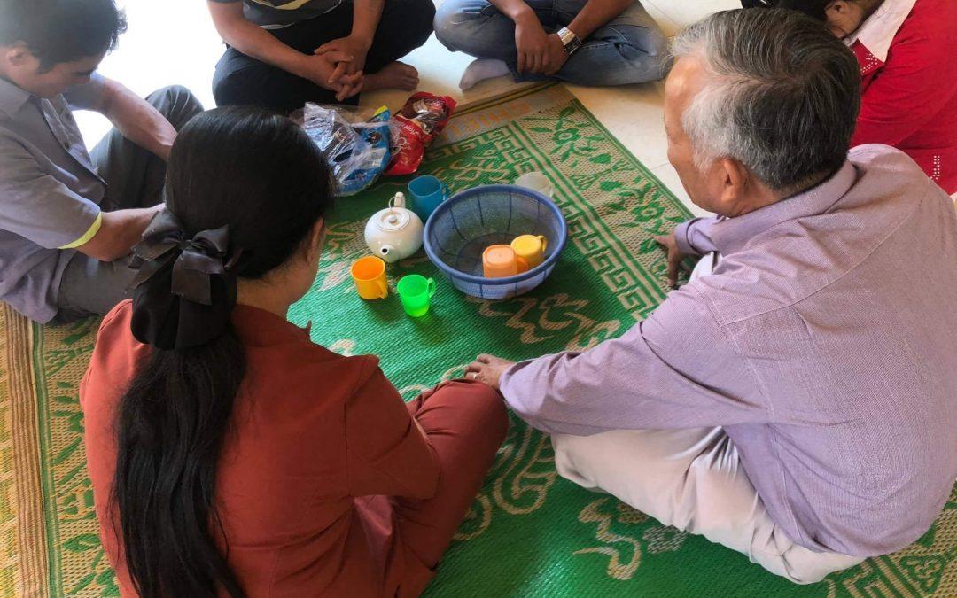 Pastori Thangin tarina