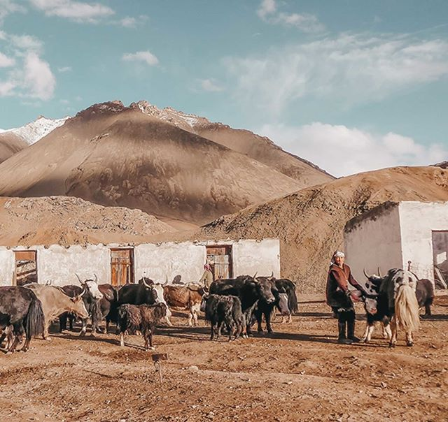 World Watch -listan sijalla #29: Tadžikistan